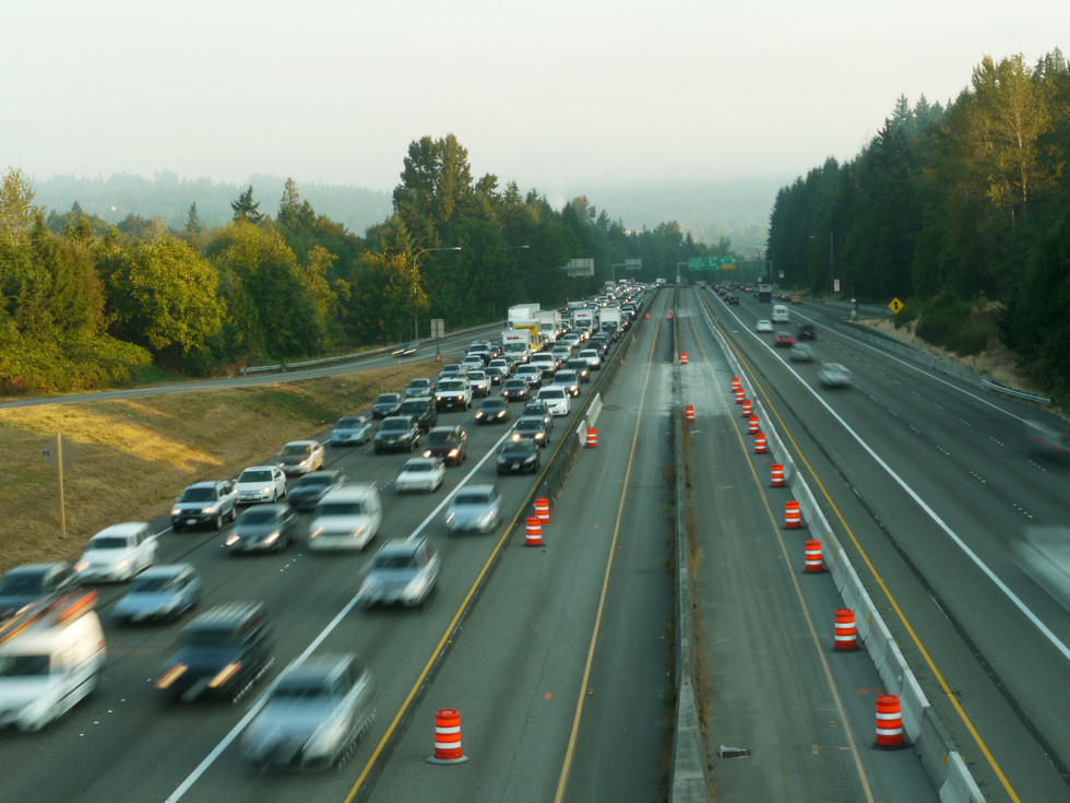 I-405 Widening and Express Toll Lanes