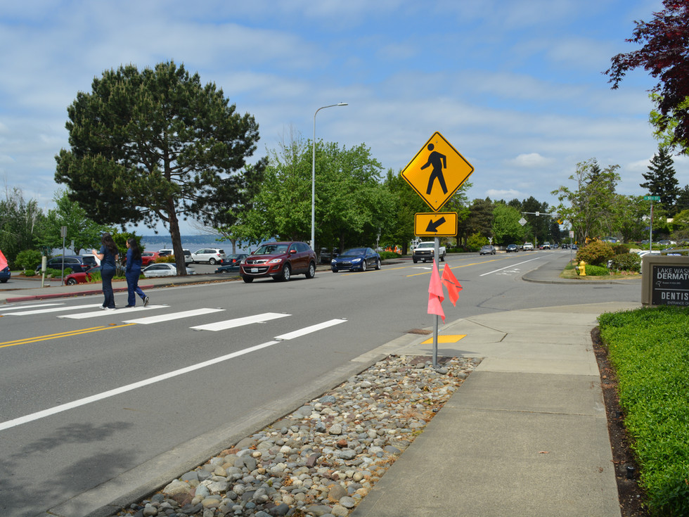 Lakefront Pedestrian and Bicycle Improvements