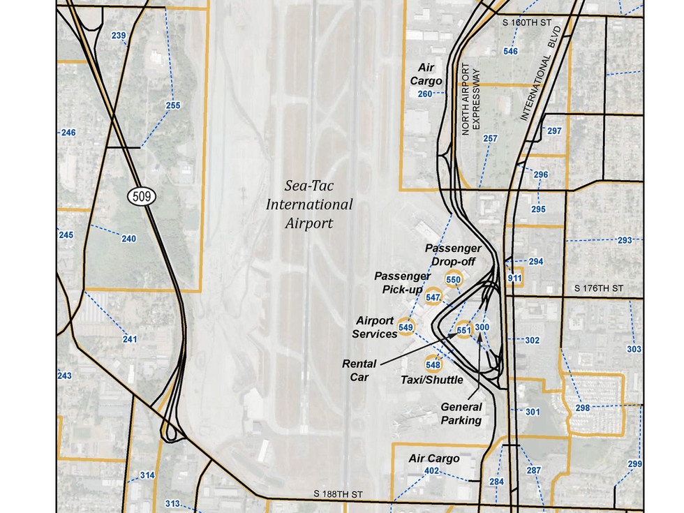 South Airport Expressway Planning & Design