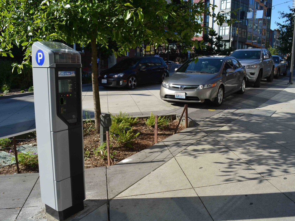 SDOT Annual Parking Study