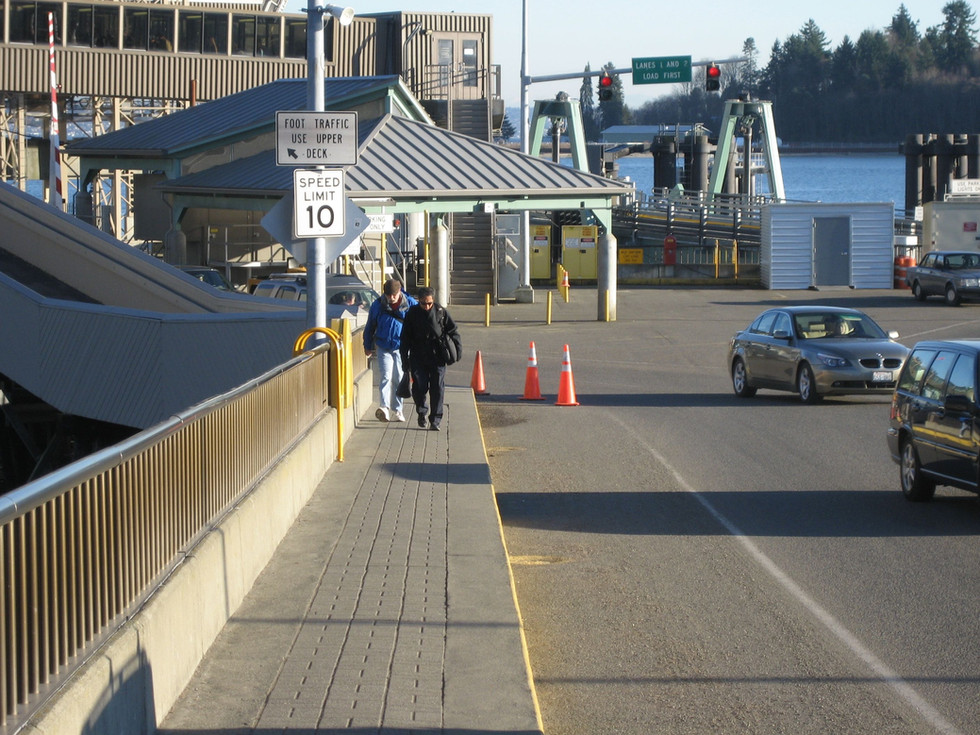 Bainbridge Island Ferry Terminal Improvement