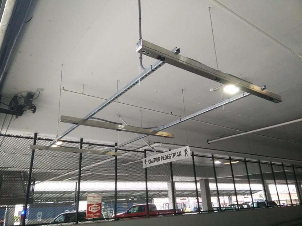 Sound Transit Parking Guidance System