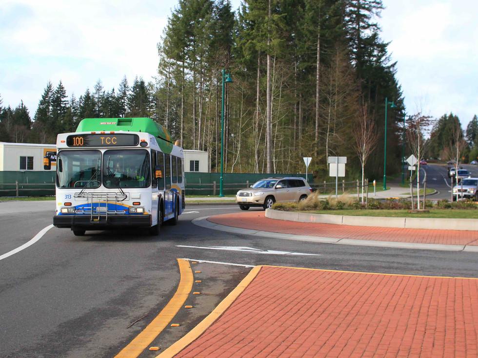 Borgen Boulevard Roundabout Design