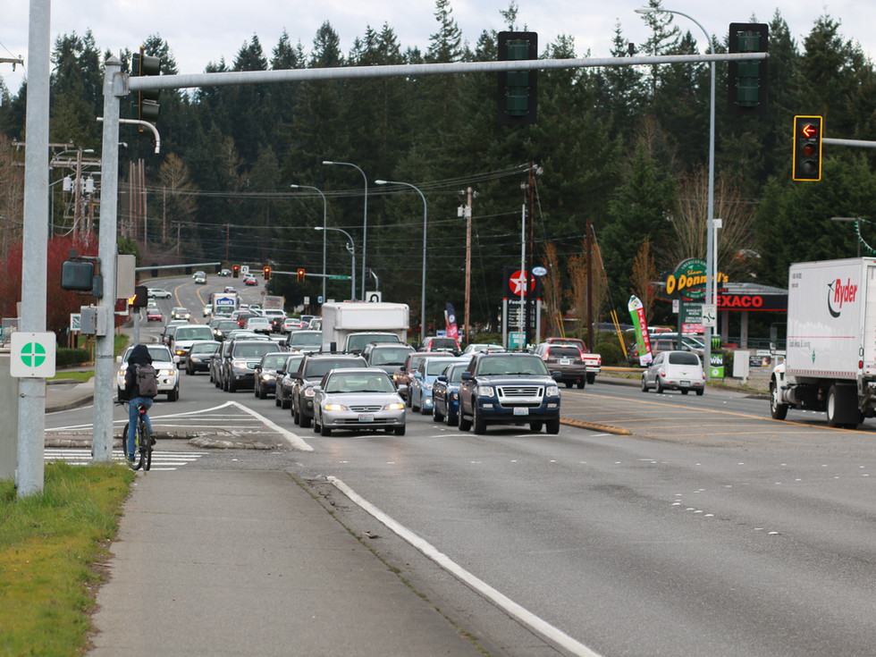 Snohomish County Adaptive Signal Control