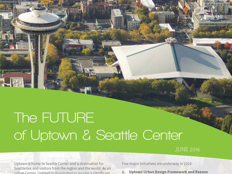 Uptown and Seattle Center Parking Study