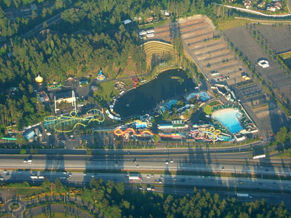 Wild Waves/Enchanted Village Theme Park