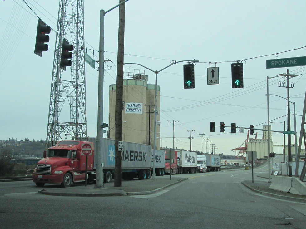 SDOT Industrial Areas Freight Access Plan