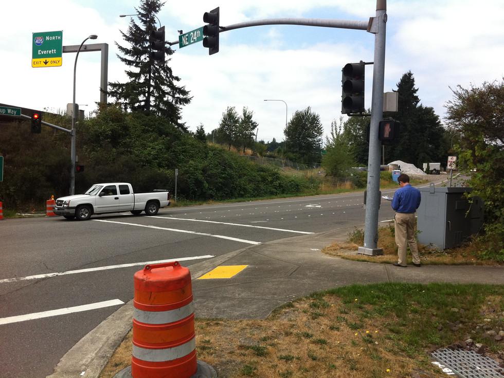 Northup Way Corridor Improvements