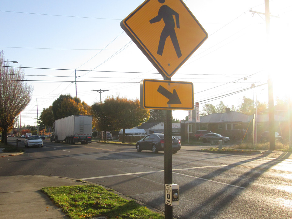 East Portland Avenue Safety Improvements