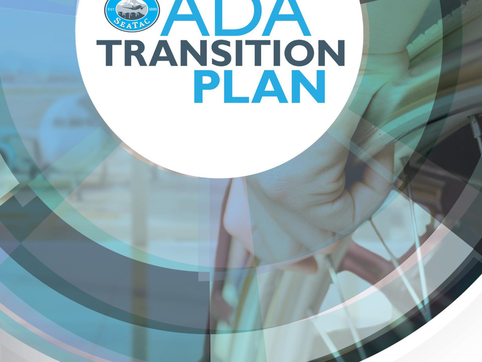 SeaTac ADA Transition Plan