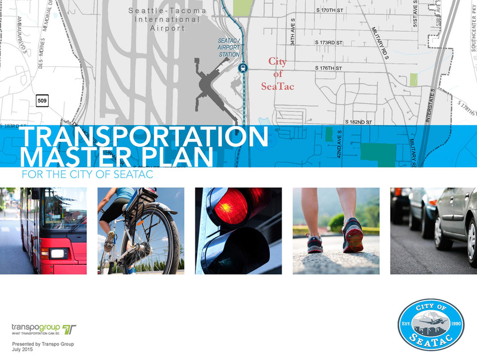 SeaTac Transportation Element and Transportation Master Plan