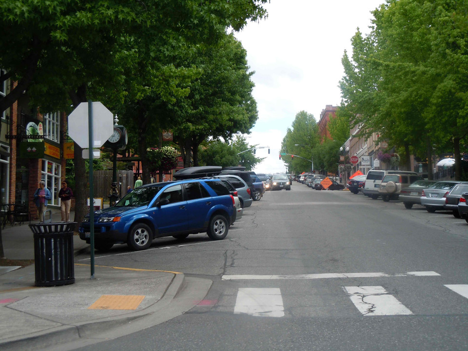 Bellingham Downtown Parking Study