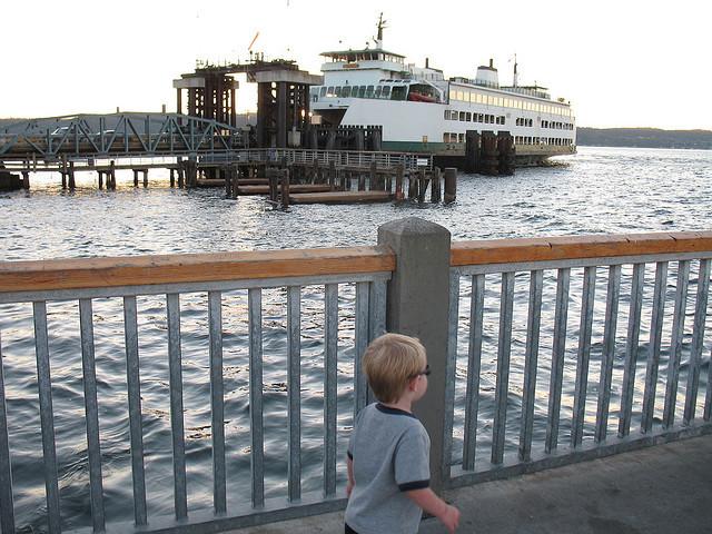 Mukilteo Multimodal Ferry Terminal