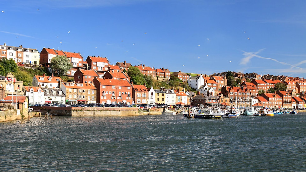 Coastal Trips to Whitby