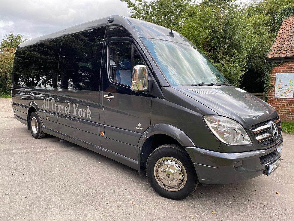 All Travel York Minibus