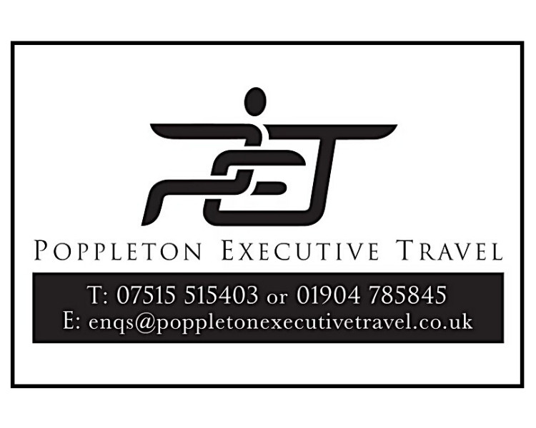 Poppleton Executive Travel
