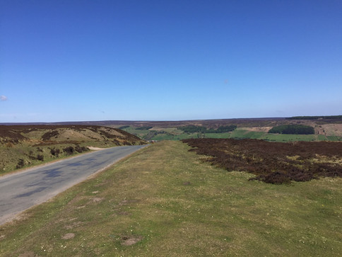 The North Yorhshire Moors