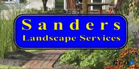 Sanders Landscape Services