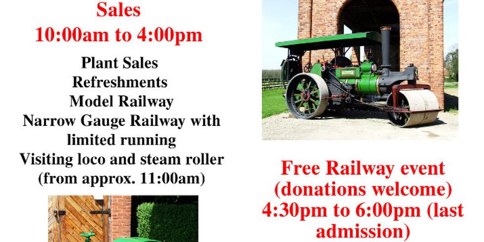 Poppleton Community Railway Nursery Heritage Open Day