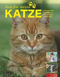 Buch Zeit für meine Katze
