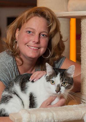 Miriam Kuhl, die Katzenexpertin