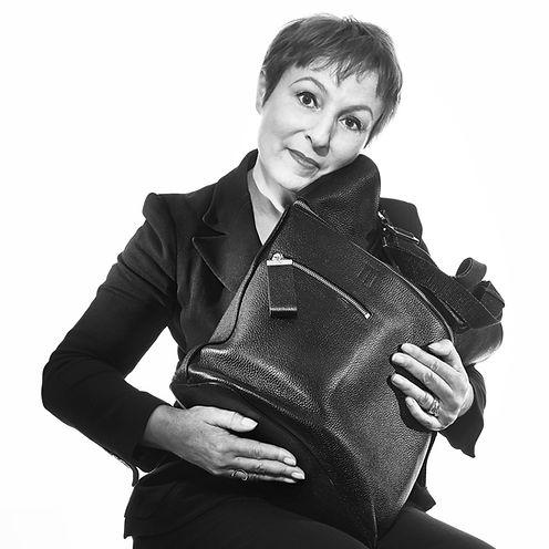 Karen Vogt, créatrice de maroquinerie
