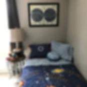 Planet Boy's Bedroom design - Grace This