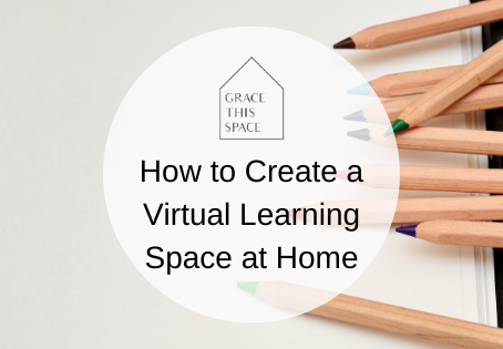 Prepping Your Home for a Distance Learning School Year