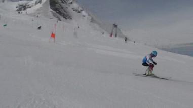 Stage d'entrainement Jeunes - Toussaint 2019 - Tignes glacier