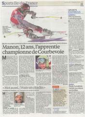 Article PARISIEN Manon V