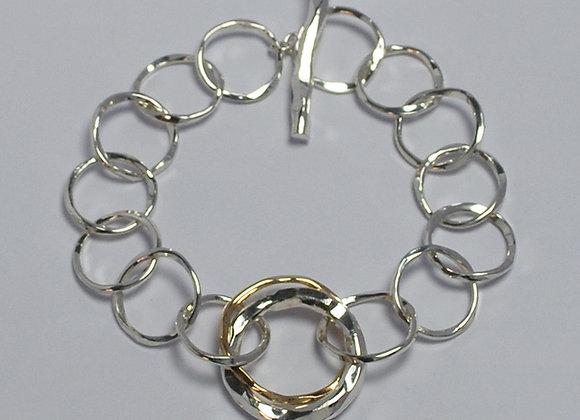 Centre Circle Bracelet