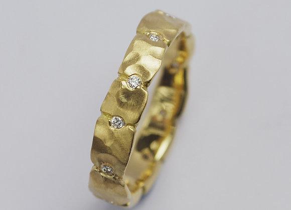 18ct Eternity ring