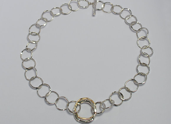 Centre Circle Necklace