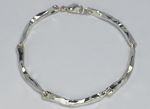 Beaten Bracelet