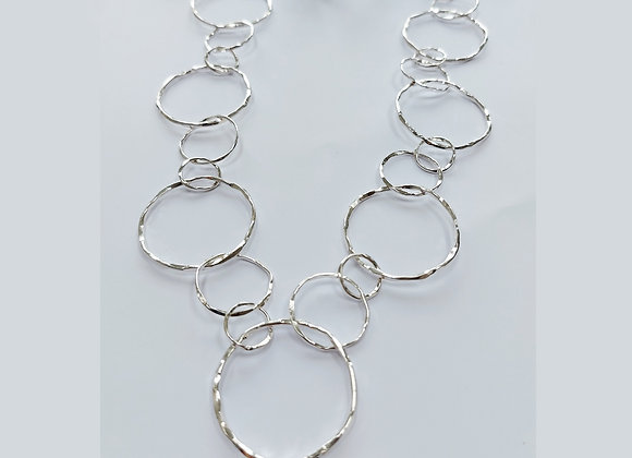 Large Circles Necklace