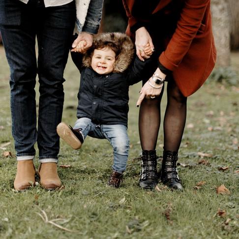 Séance Engagement en famille