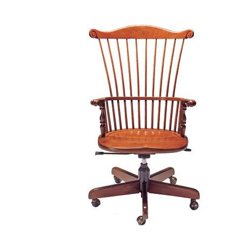 82HS High Back Governor Arm exec/tilt/swivel Chair