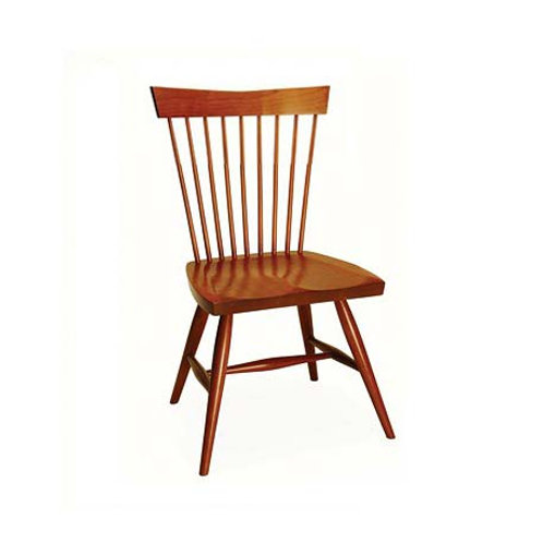 65 American Contemporary Low Back Side Chair