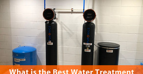 What Is the Best Water Treatment System for Well Water Calcium?