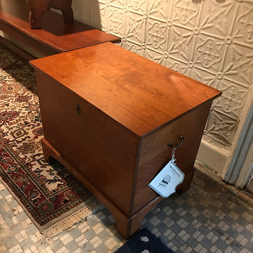 650 Miniature Blanket Chest