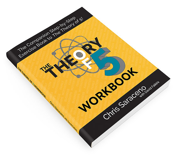 The Theory of 5 Workbook