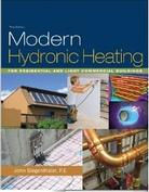 Course includes:  Modern Hydronic Heating Edition: 3rd