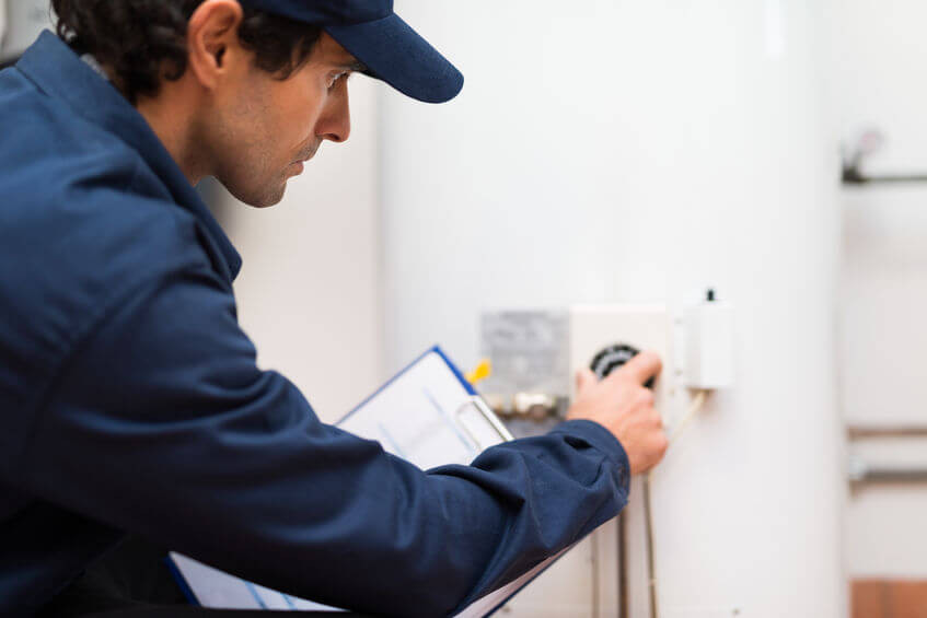 Gas water heater maintenance requirements are expensive