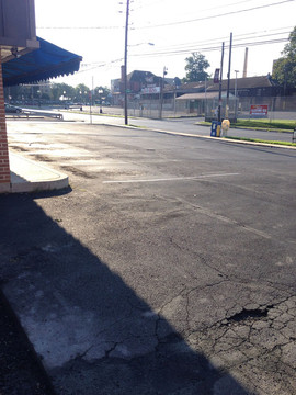 Potholes and Cracks