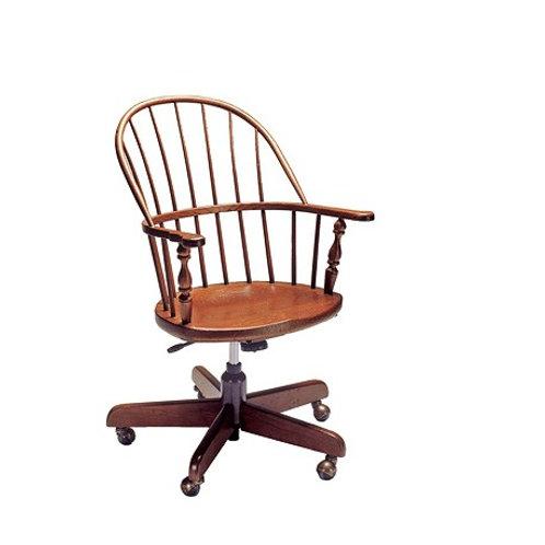 5S Loop Back Arm exec/tilt/swivel chair