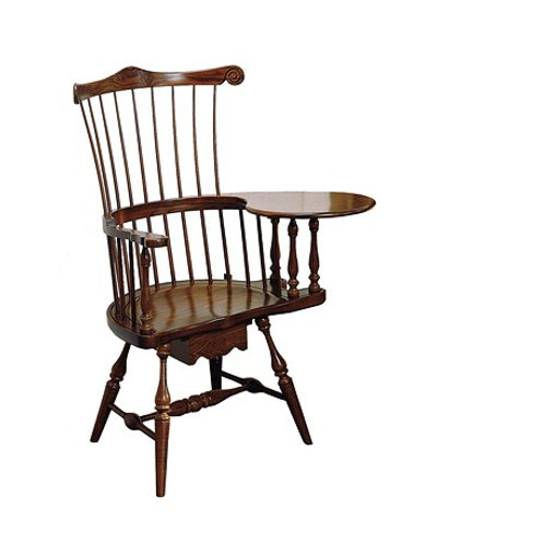 26 Thomas Jefferson Writing Arm Chair
