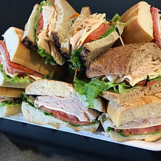 BASIC SANDWICH VARIETY TRAY