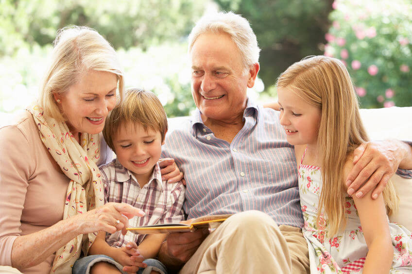 What are the rights of grandparents or other relatives or guardians seeking custody?