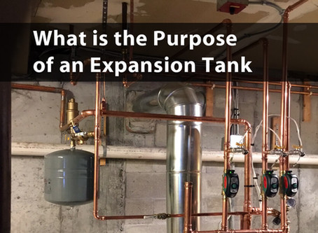 What Is the Purpose of An Expansion Tank on A Water Heater?
