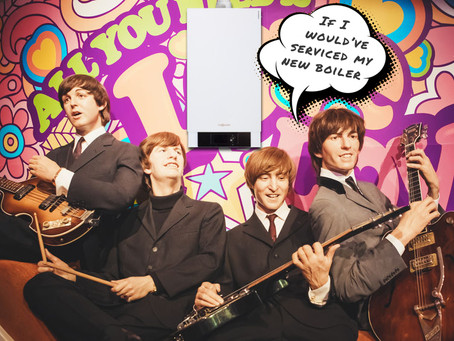 What the Beatles would have changed if they had new boiler service done